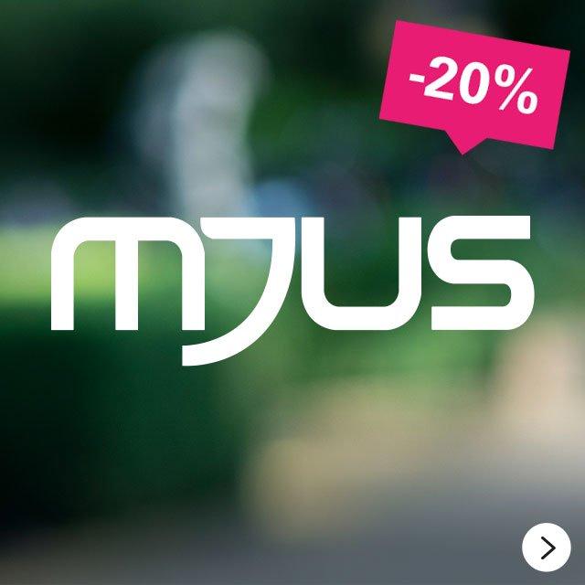 -20%   MJUS >