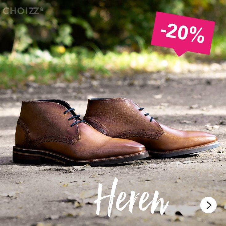 -20% | Heren >