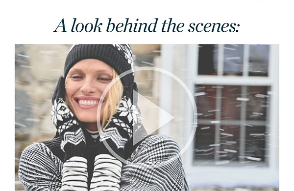 A look behind the scenes. Watch Now