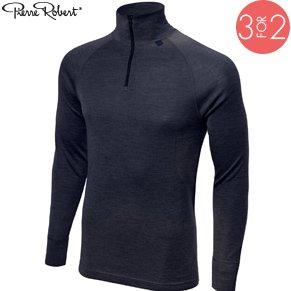 Pierre Robert For Men Sport Wool Top Zip