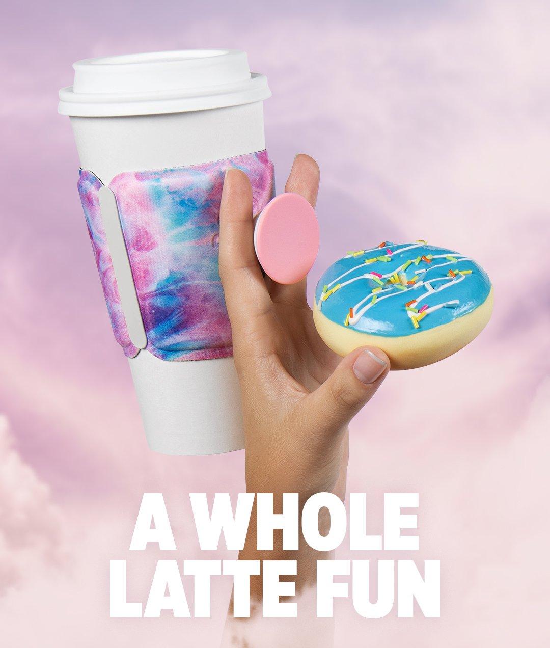A whole latte fun