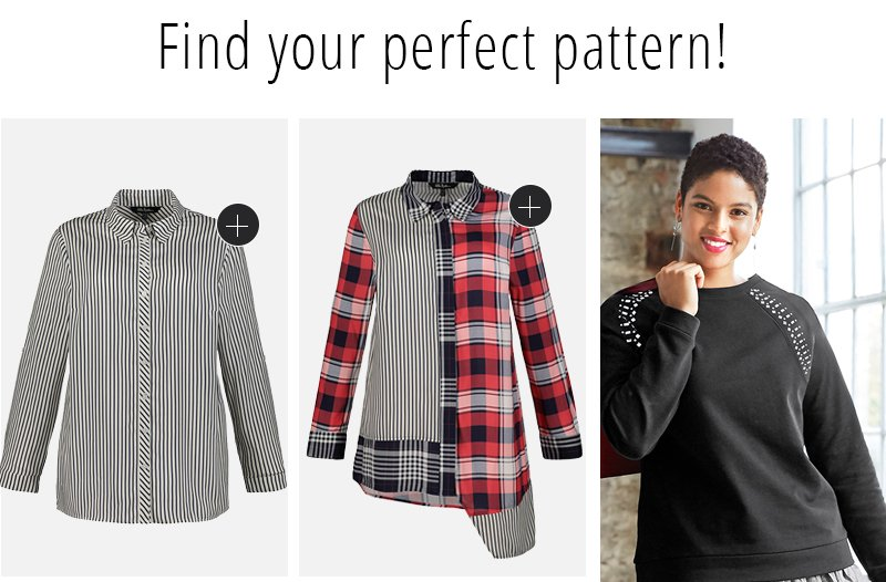 Find your perfect pattern