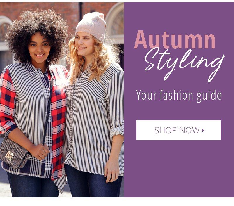 Autumn styling