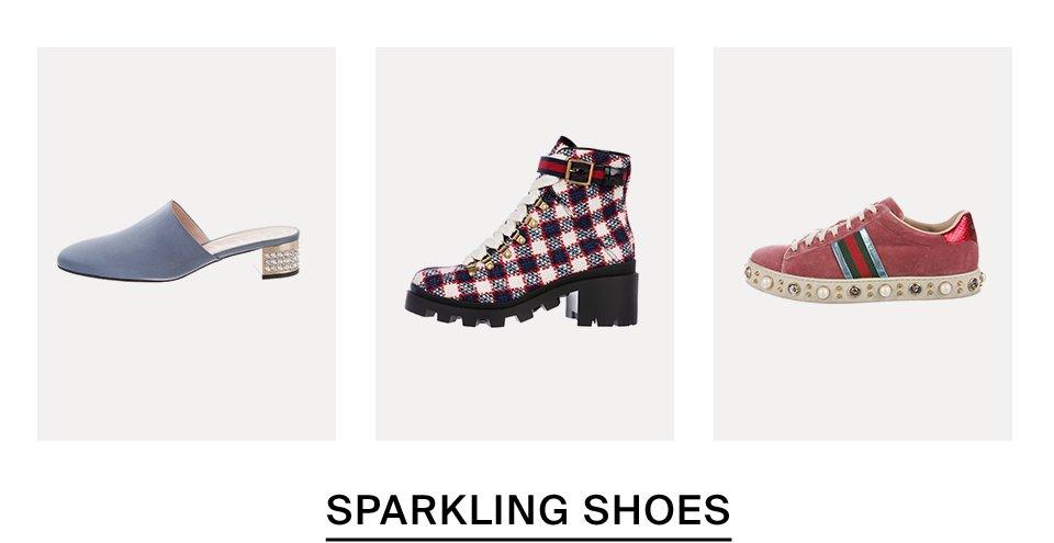 Sparkling Shoes