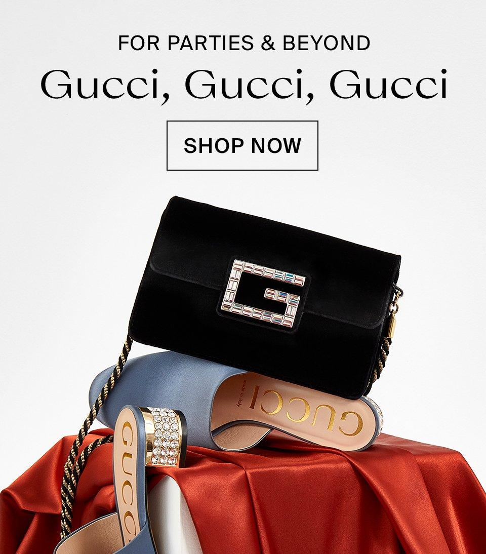 Gucci, Gucci, Gucci