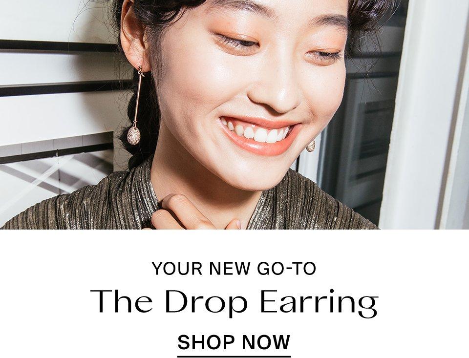 Now Trending: The Bauble Drop Earring