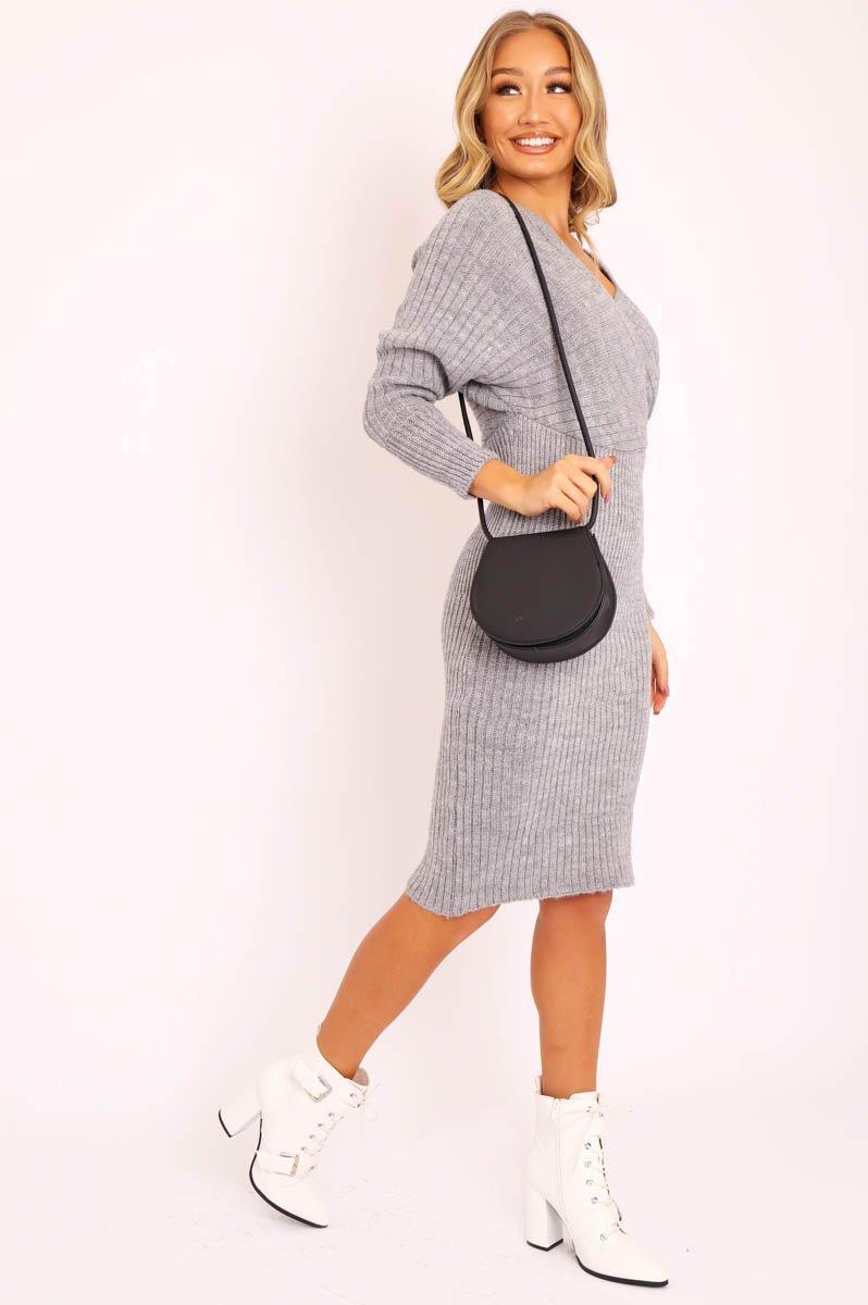 Edan Knit Midi Dress