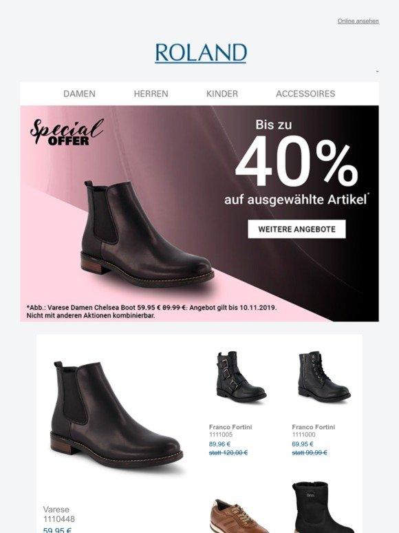 ROLAND SCHUHE: Sagen Sie JA zu unseren Schuhen ! | Milled
