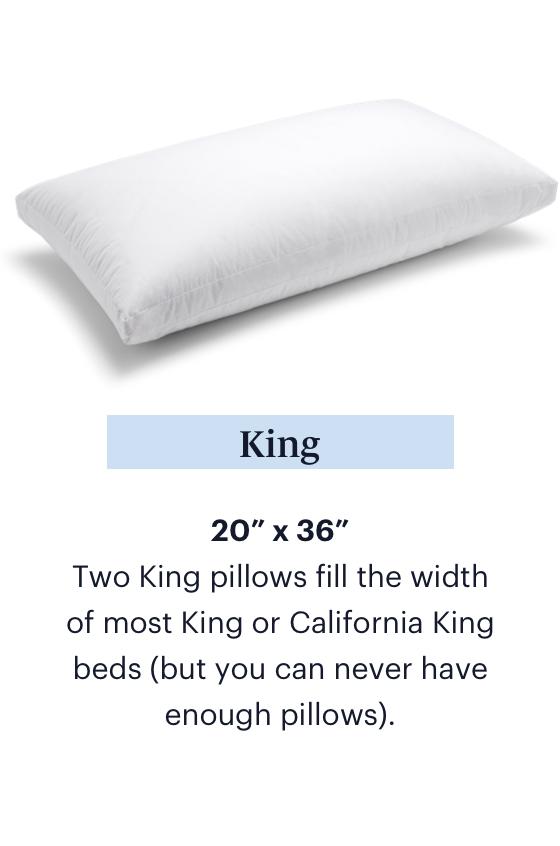 Shop King Pillows