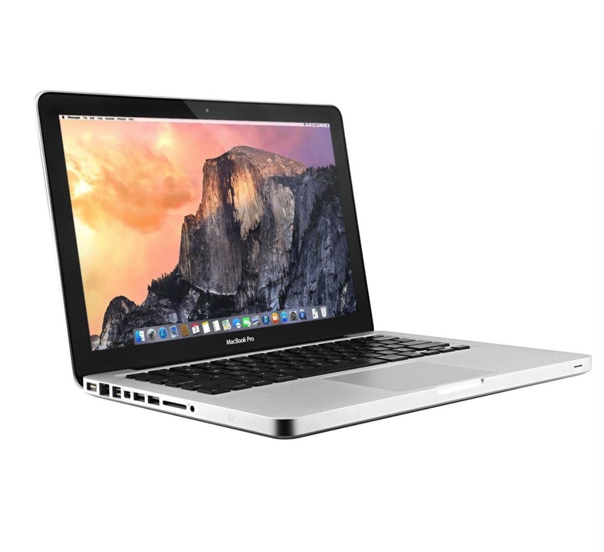 "Apple MacBook Pro 13.3"", Intel Core i5 2.5GHz, 500GB Hard Drive, DVD SuperDrive, 4GB RAM"