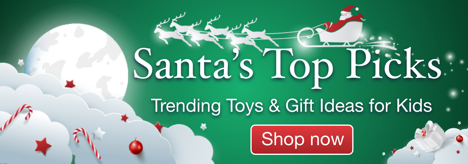 Santa's Top Picks