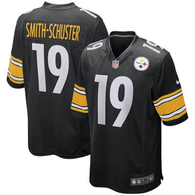 JuJu Smith-Schuster Pittsburgh Steelers Nike Game Jersey