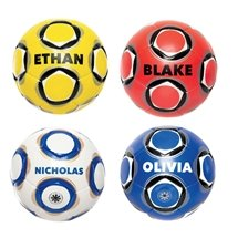 Personalised Soccer Ball