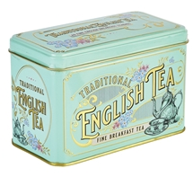 New English Tea Tin