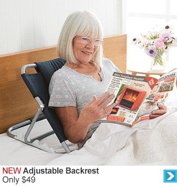 Adjustable Back Rest