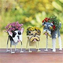Fun Dog Breed Planters