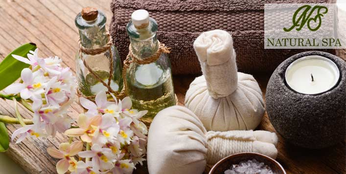 Relaxation Treatment Packages at Natural Spa