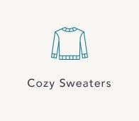 Shop sweaters.