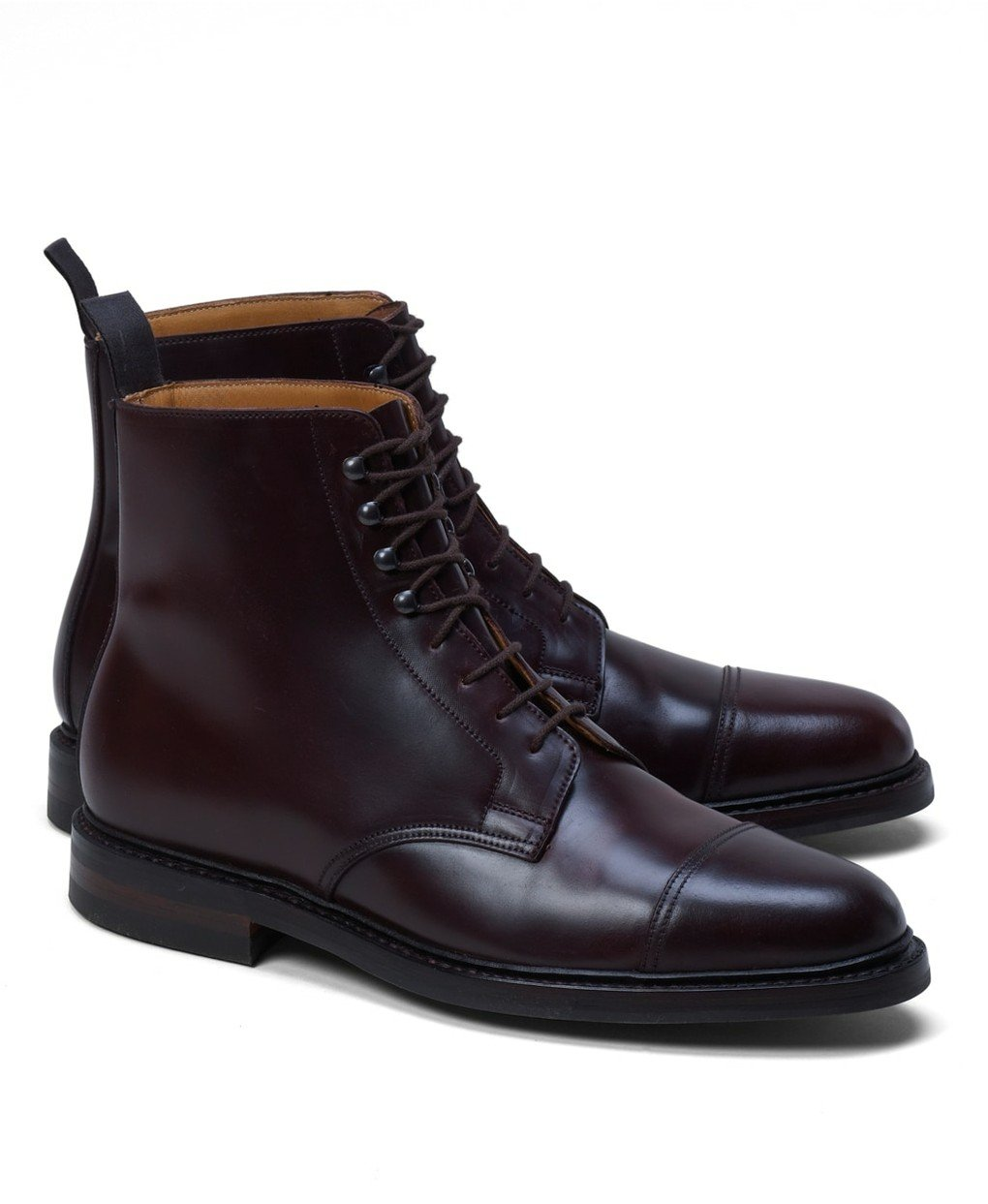 Peal & Co.® Cordovan Boots