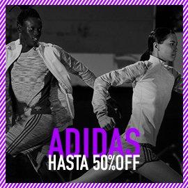 Adidas hasta 50% Off