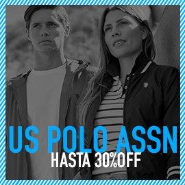 Us Polo Assn hasta 30% Off