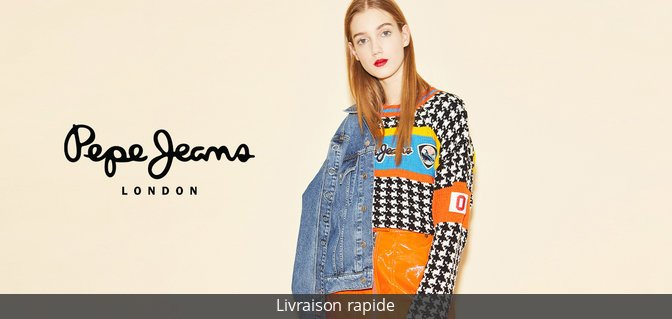 Pepe Jeans - Femme