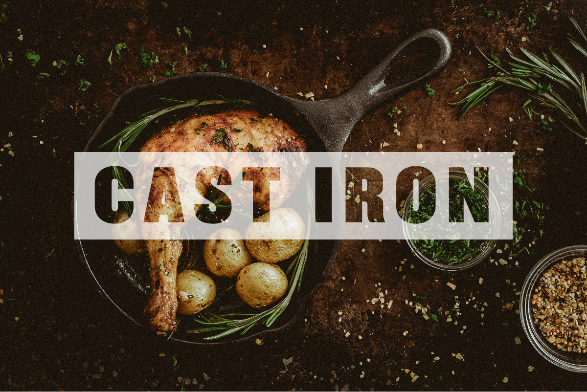 Shop Cast Iron