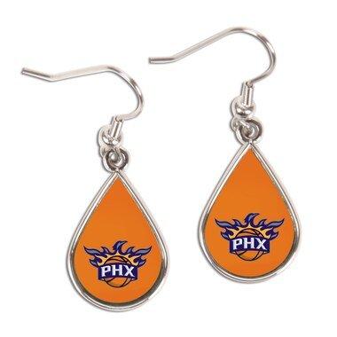 Phoenix Suns WinCraft Tear Drop Dangle Earrings