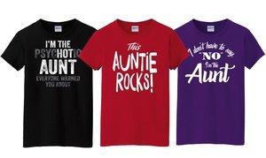Auntie Rocks Women's Tee