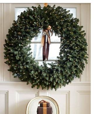 Shop the BH Balsam Fir Wreath