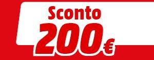 Sconto 200€