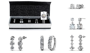 Five-Day Earrings Set