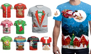 Novelty Christmas T-Shirts