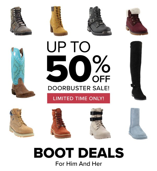 Summer Boot Sale | Save up to 25% Off select styles | Shop Now