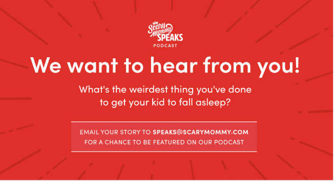 Scary Mommy Speaks Podcast