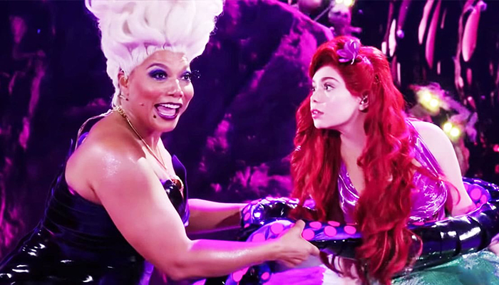 Queen Latifah Absolutely Slayed Her Rendition Of 'Poor, Unfortunate Souls'