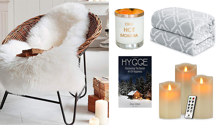 Stay In And Get Cozy With Luxe-Looking Home Decor