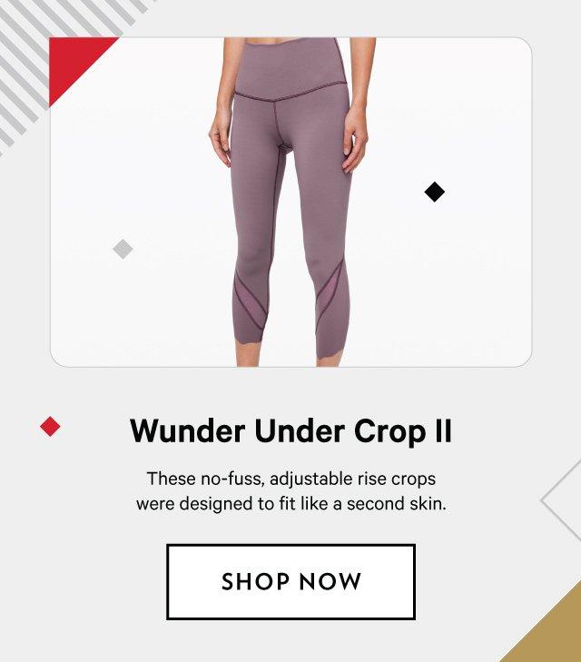 Wunder Under Crop II