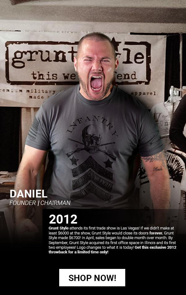 Daniel | Founder | Chairman
