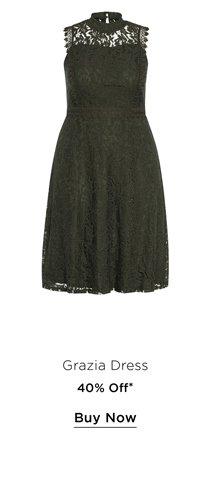 Shop 40% Off the Grazia Dress