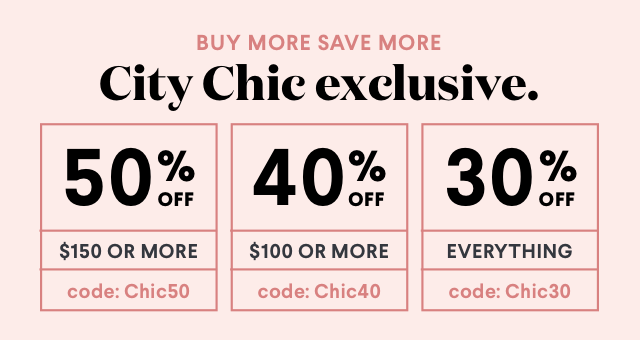City Chic Exclusive