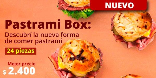 Pastrami Box para 7 personas - Smoked Food
