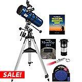 Orion StarBlast II 4.5 EQ Reflector Telescope Kit - 20711 - Now: $229.99