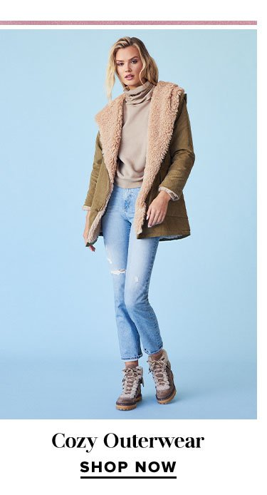 Closet Refreshers: Shop Cozy Outerwear
