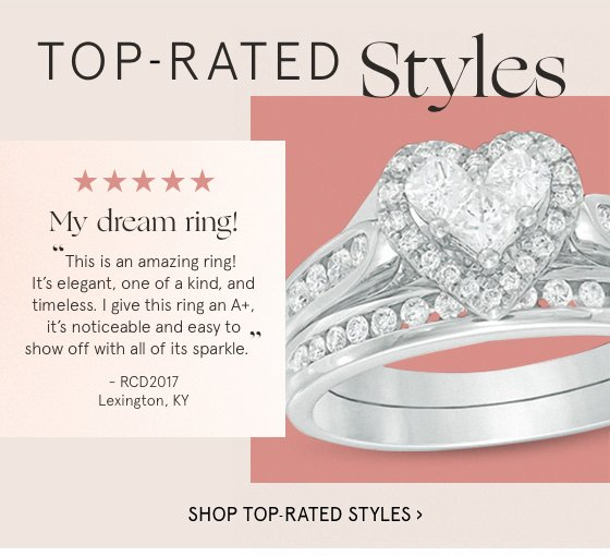 Top-Rated Styles >