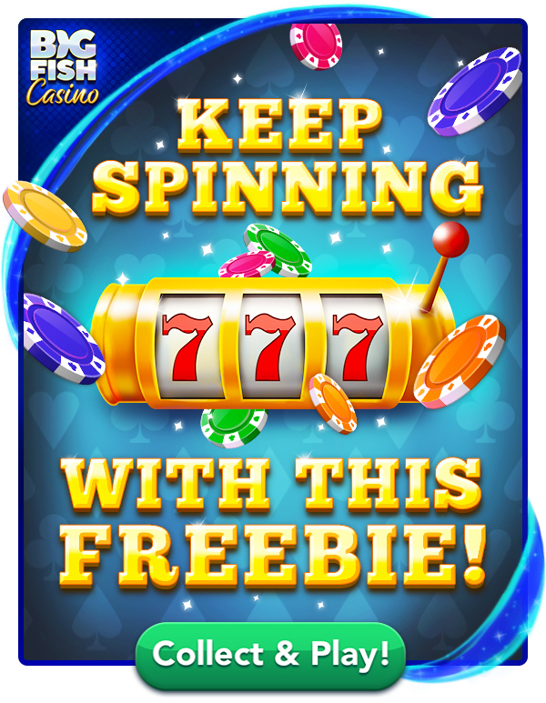 Just keep spinning with this Freebie, Collect & Play today.