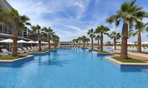 Lap and Leisure Pool Access: Child AED 45, Adult AED 75
