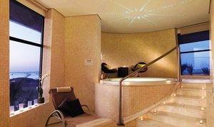 Spa Treatment and Pool at Radisson Blu