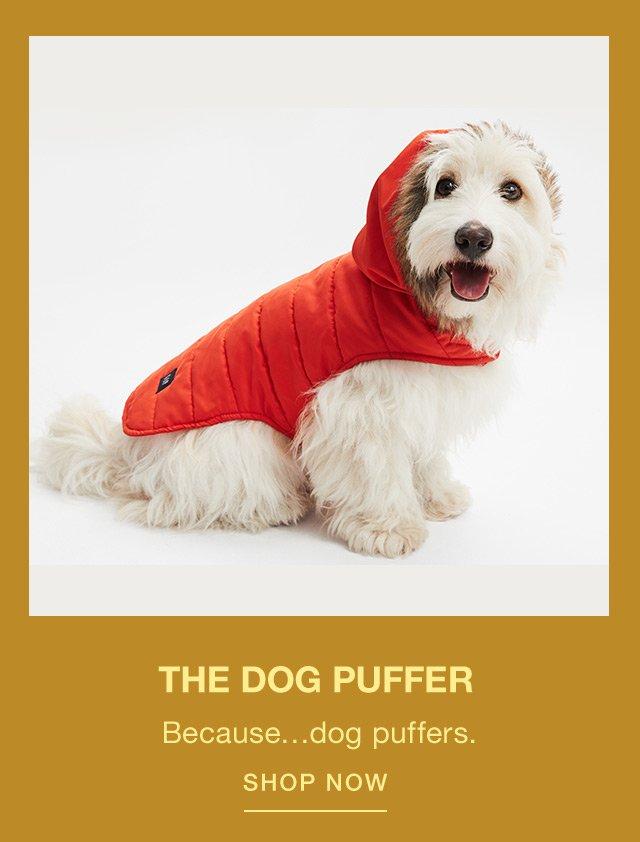 THE DOG PUFFER
