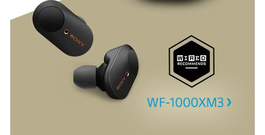 WF-1000XM3 Ear Buds | WIRED RECOMMENDS